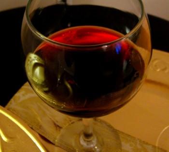 red wine fall nutmeg recipe