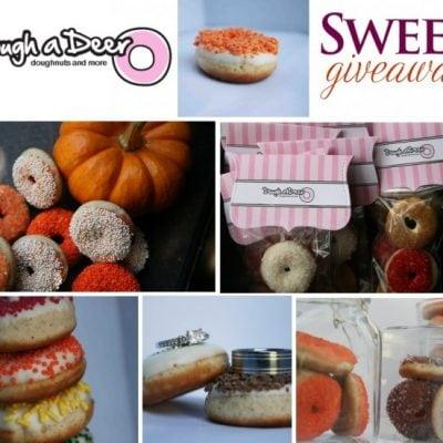 doughnuts miniature giveaway