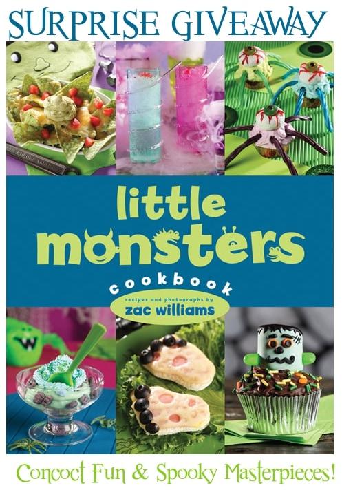 little monsters halloween cookbook