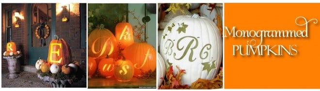 Creative Halloween Pumpkin Ideas
