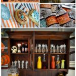 Monster Halloween Party: Teal, Orange, & Black