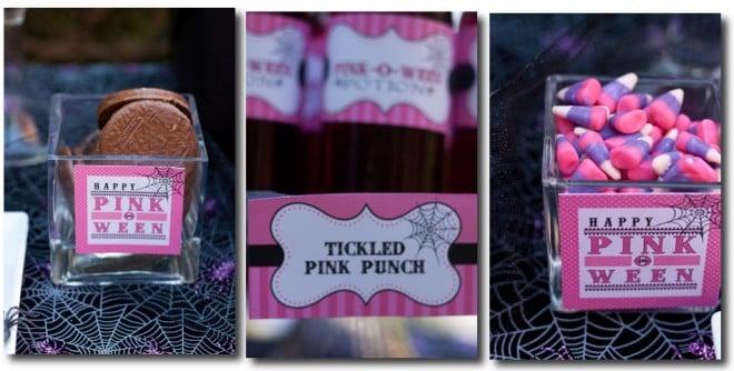 pink candy corn
