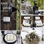 More Halloween Parties & Tablescapes Part II