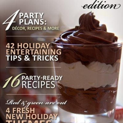 holiday party planner