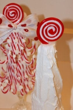 candy cane tree