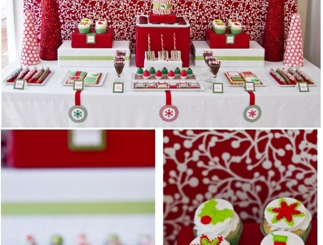 A Classic Holiday Party: Anders Ruff Holiday Collection Part 2
