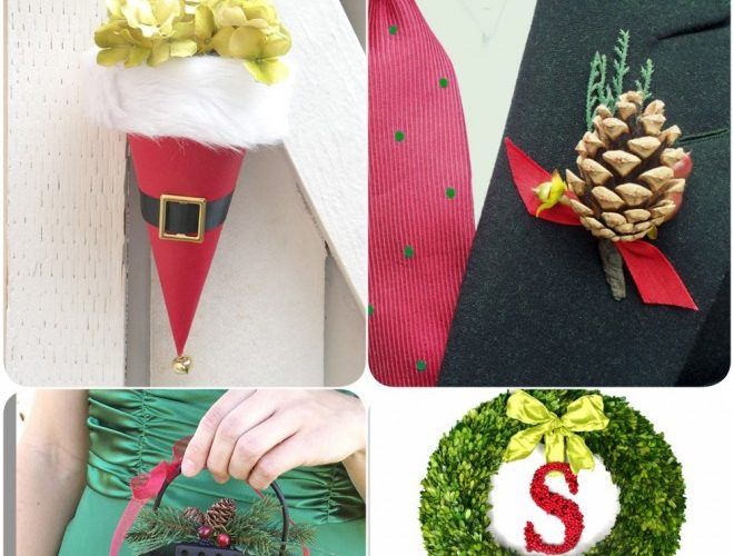 Holiday Weddings: Decor Details