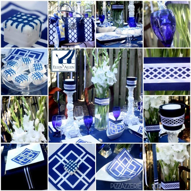 ellen allen inspired tablescape