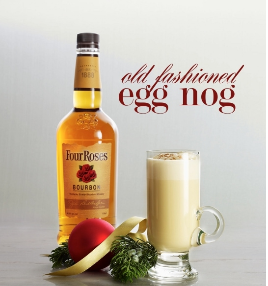 old fashioned egg nog recipe