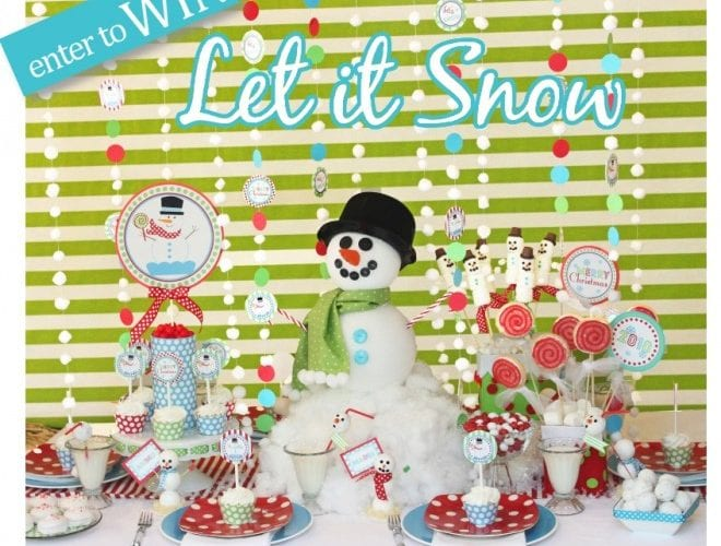 """Let it Snow"" Holiday Children's Party"