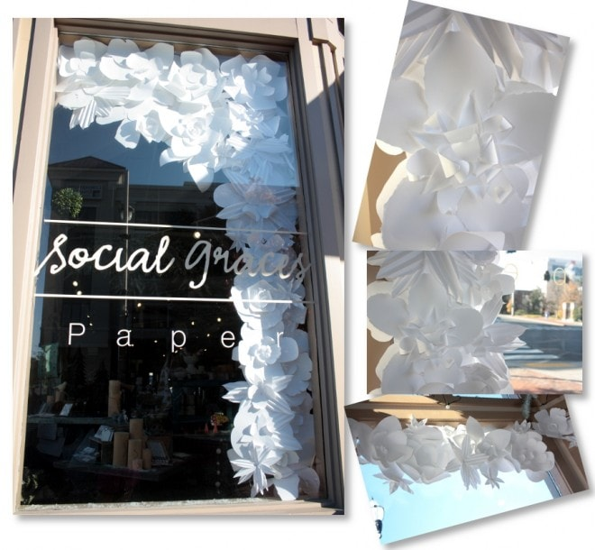 paper flowers nashville's social graces