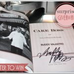 GIVEAWAY: Autographed Cake Boss Book