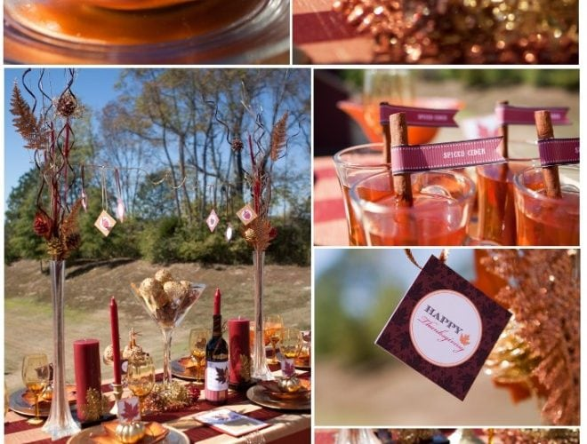 Thanksgiving Tablescape & Decorating Contest