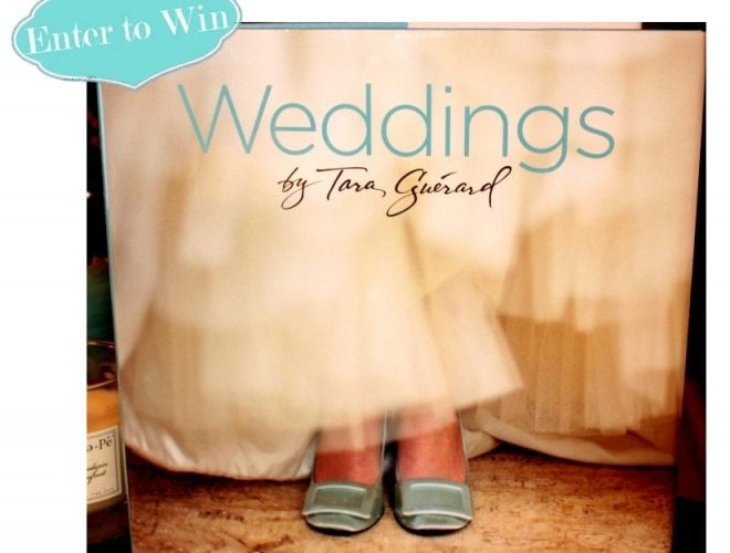 GIVEAWAY: Weddings by Tara Guerard