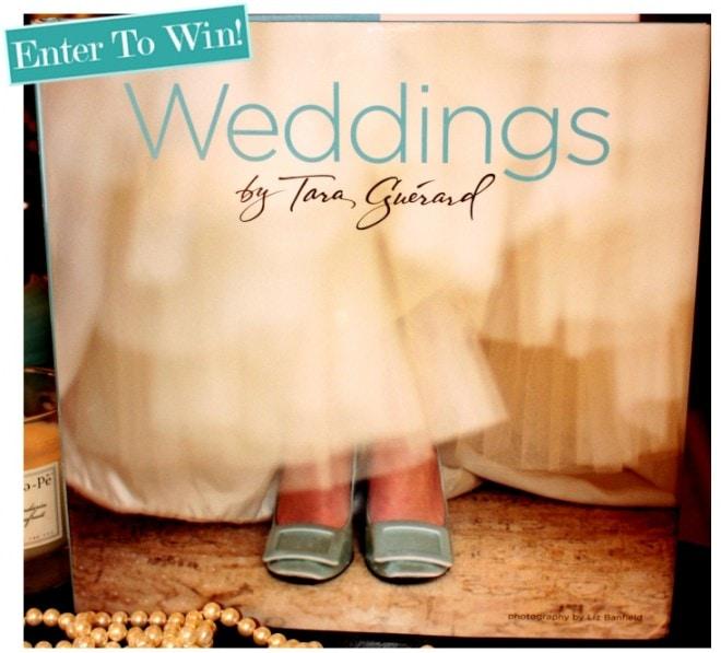 weddings by tara guerard giveaway