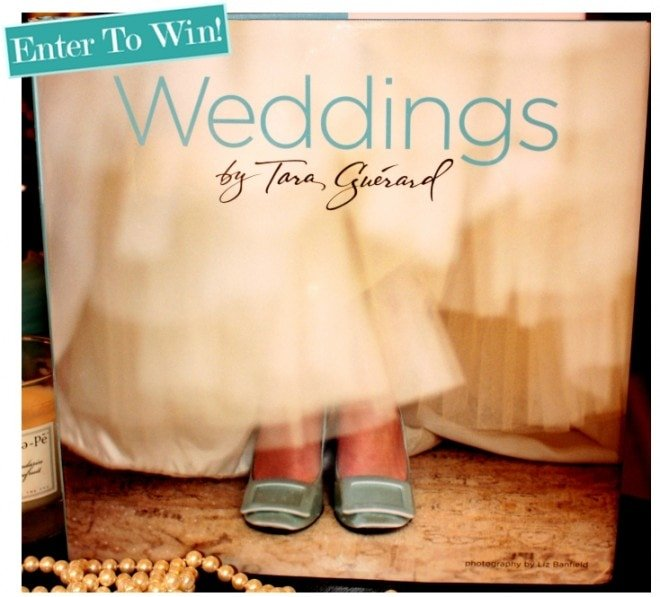 weddings by tara guerard giveaway