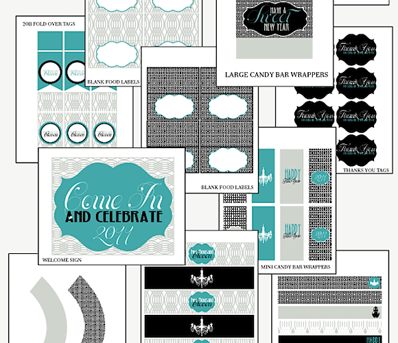 Free New Years Printables!