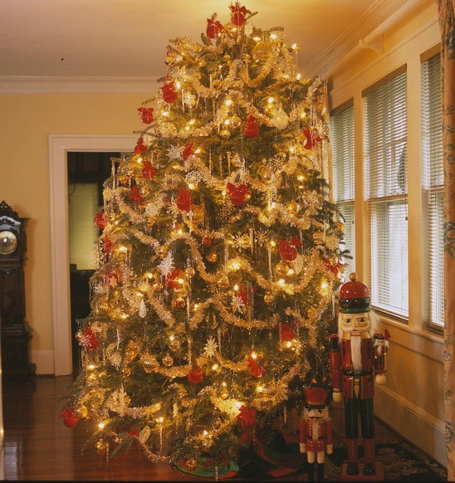 christmas tree nutcrackers