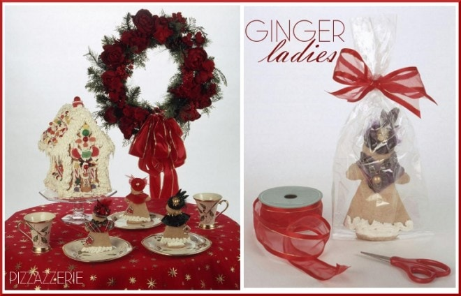 DIY: Charming Ginger Ladies