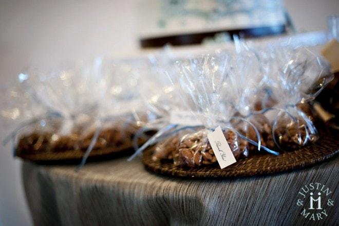 wedding favors cookie treats