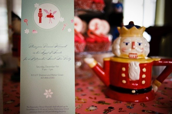 nutcracker invite