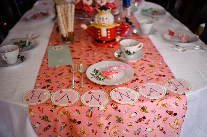 nutcracker table