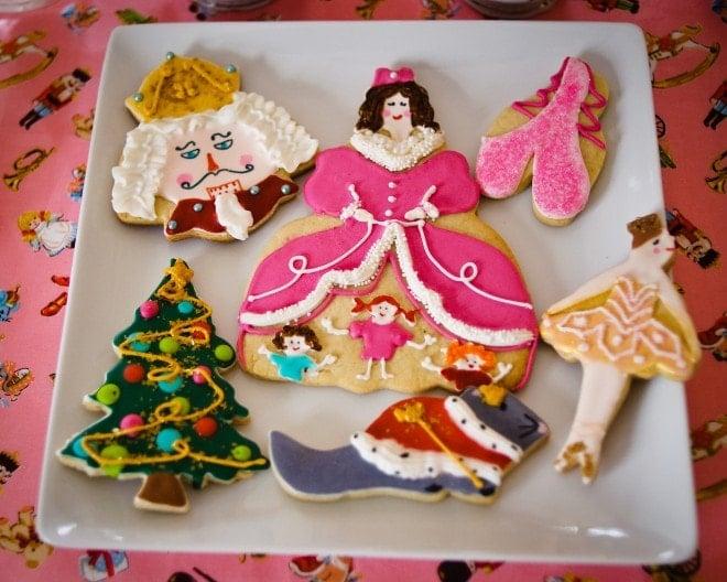 nutcracker cookies