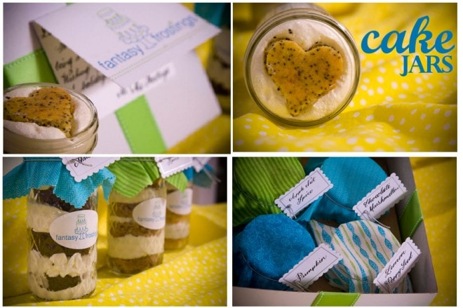 Cake + Mason Jars = Delicious! {Giveaway}