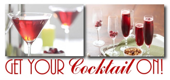 cocktails with crystal light