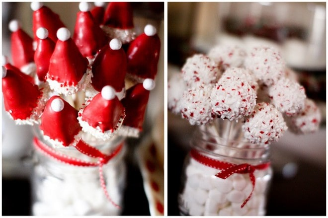 gingerbread house christmas party ideas