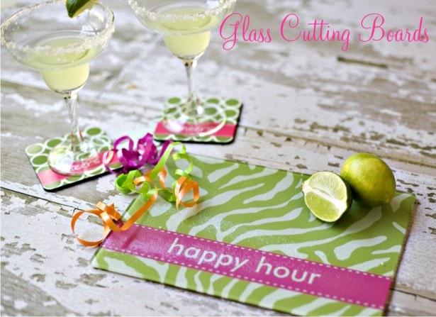 cutting board happy hour
