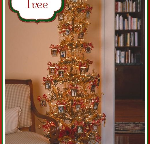 Christmas Dessert Recipes + Heritage Tree