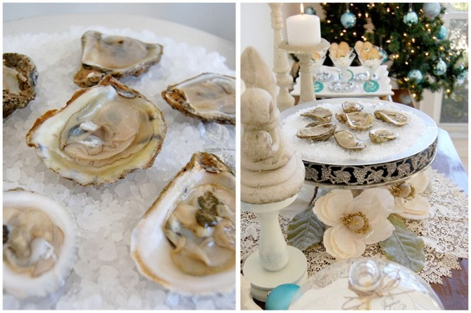 oyster appetizers party