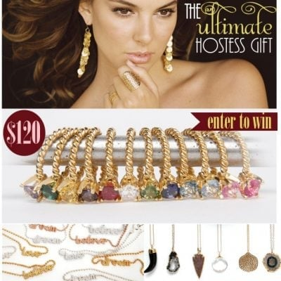 naomi gray designs jewelry giveaway on pizzazzerie