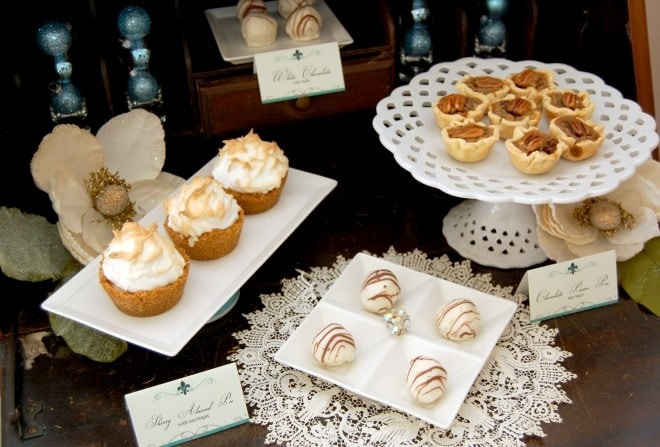 desserts desk