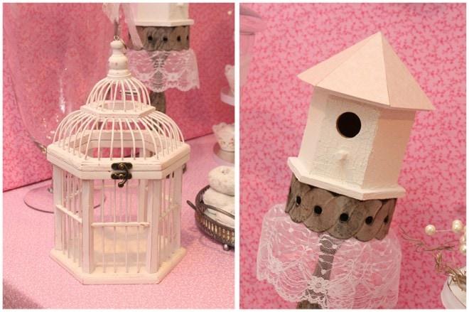 bridal shower love birds theme