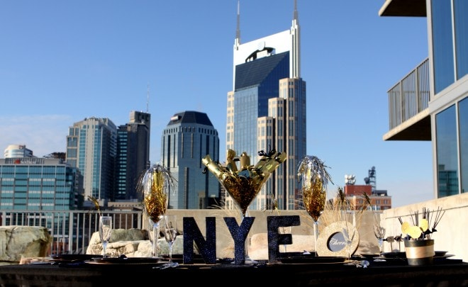 new years eve downtown nashville party ideas