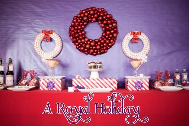 royal holiday