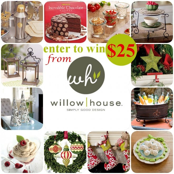 willow house giveaweay