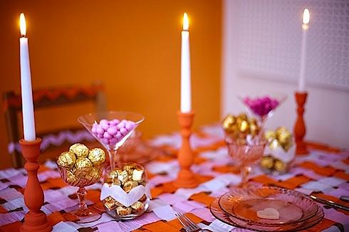 valentine's table kelly oshiro