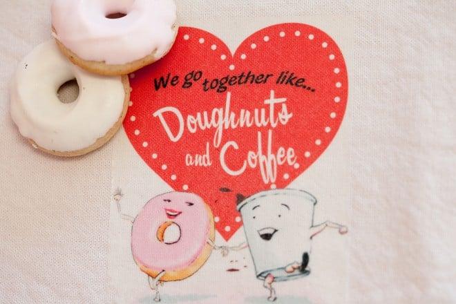 doughnuts and coffee