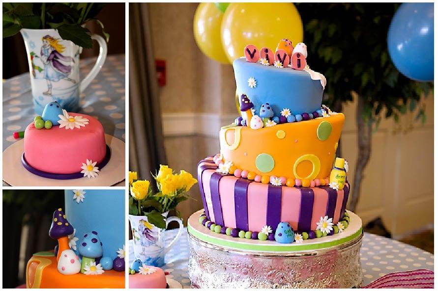Alice In Wonderland Birthday Party Pizzazzerie