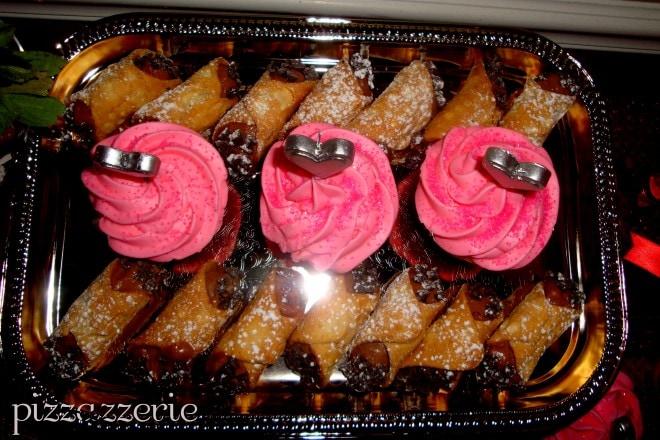 vanilla valentine's desserts