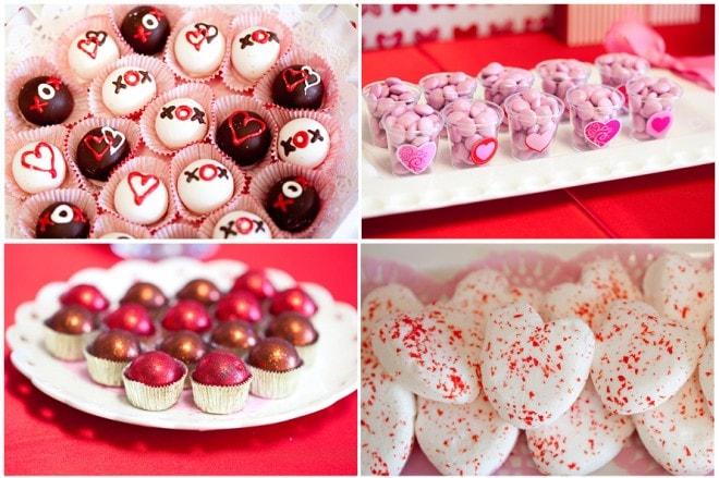 doughnut valentine's day sweet treats