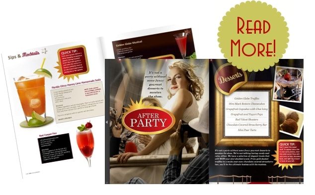 red carpet party planner oscar party