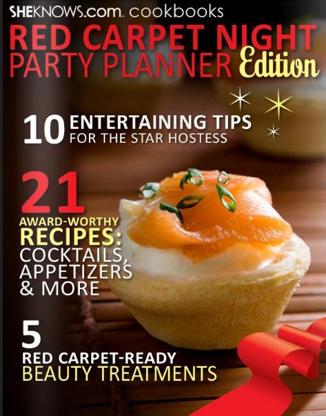 red carpet party planner oscars
