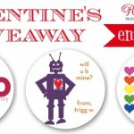 RedStamp: Valentine's Sticker Giveaway!