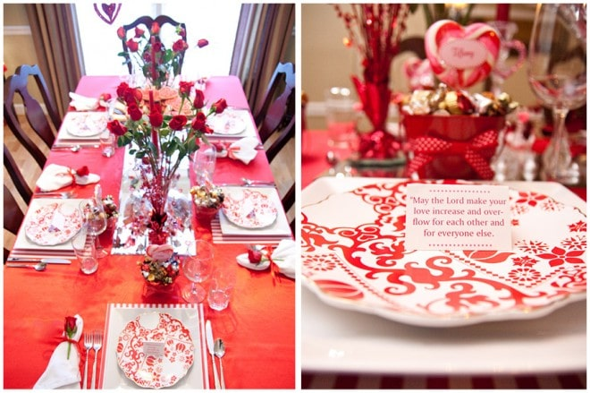 Valentine's Day Dinner Party