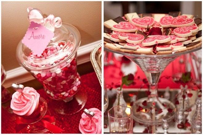 valentine's party cookies