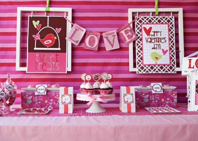 Sweet Treats Valentine's Party